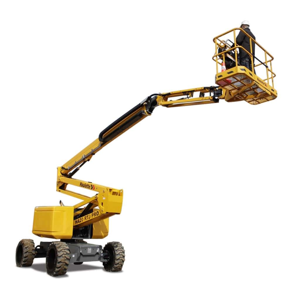 60' Knuckle Boom Lift