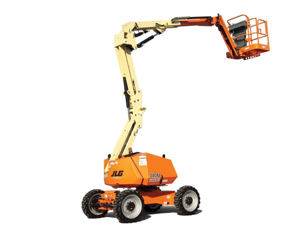34' Telescopic Boom