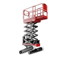 Athena Track Mounted Scissor Lift