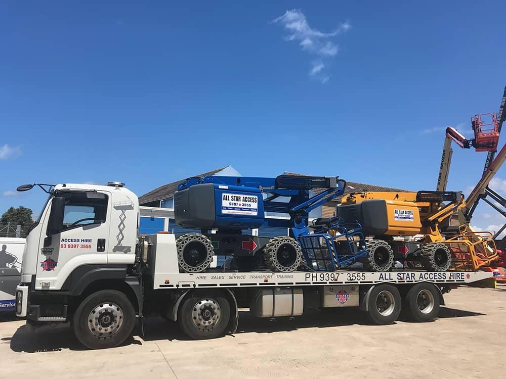equipment transport specialists