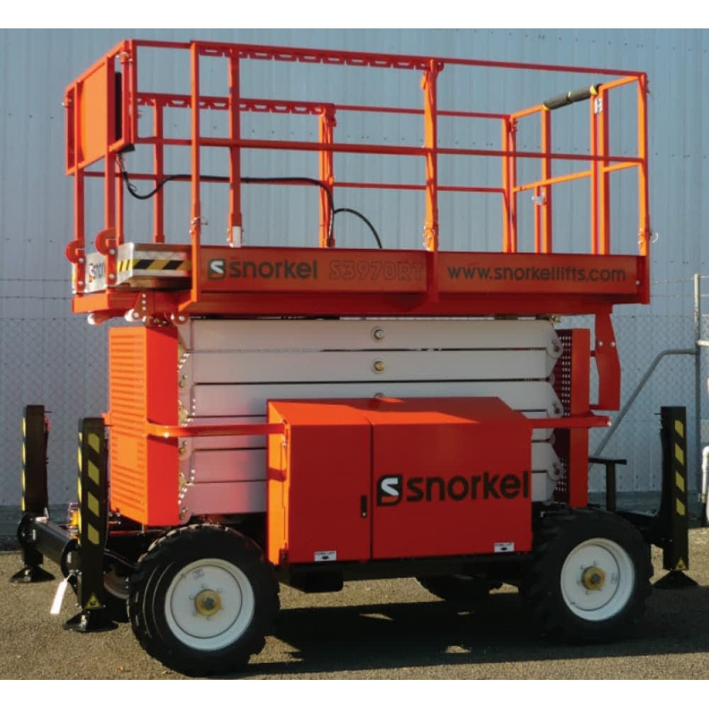 70' Rough Terrain Scissor Lift
