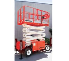 55' Narrow Rough Terrain Scissor Lift
