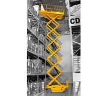 46' Electric Scissor lift