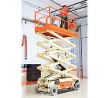 32' Electric Scissor Lift