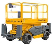 27' Rough Terrain Scissor