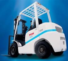 2.5 Tonne Gas Forklift
