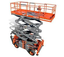 41′ 88 Rough Terrain Scissor