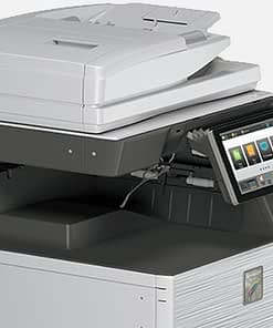 sharp photocopier support