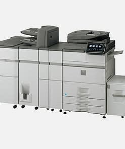 sharp photocopier service